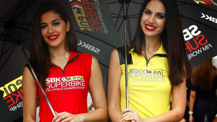 Paddock Girls Superbike