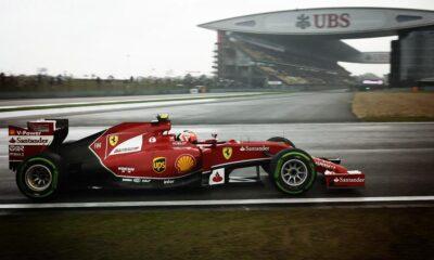Ferrari GP di Cina