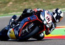 SBK Aragon 2015 Haslam
