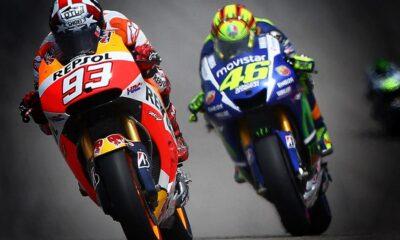 scontro Rossi-Marquez