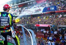 Valentino Rossi al Mugello