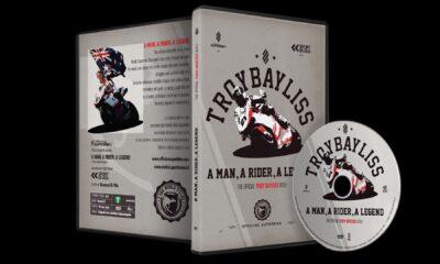Troy Bayliss DVD