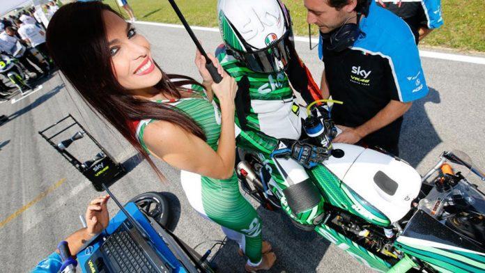 Paddock Girls MotoGP Mugello