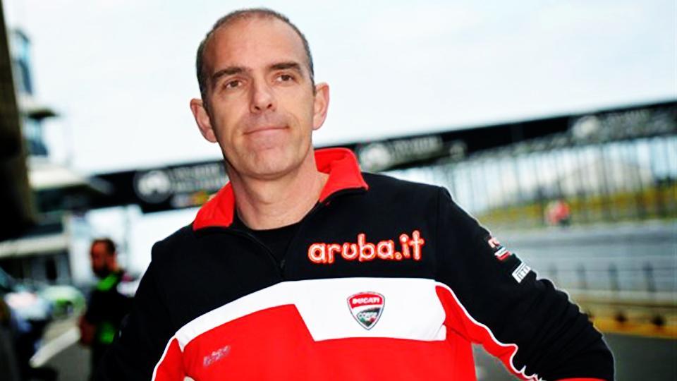 Ernesto Marinelli Ducati