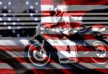 leggende americane motociclismo