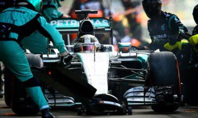 hamilton F1 Silverstone