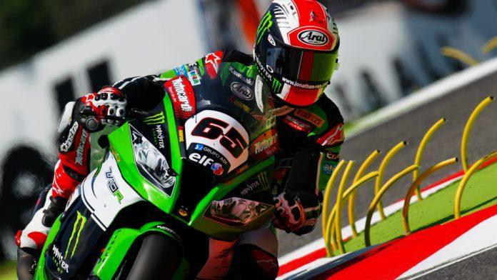 Rea Superbike 2015