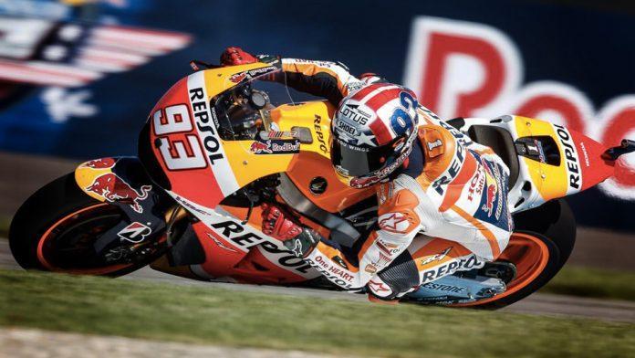 Marquez vince a Indianapolis