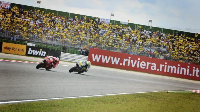 misano world circuit rossi stoner