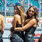 paddock girls Phillip Island 2015