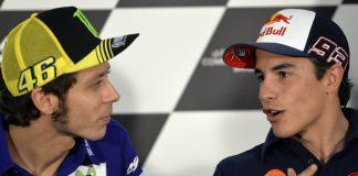 Rossi contro Marquez Sepang