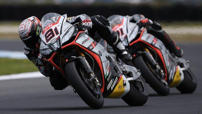 Aprilia Superbike Ioda Racing
