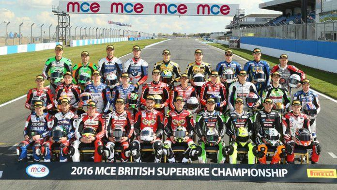 British Superbike 2016