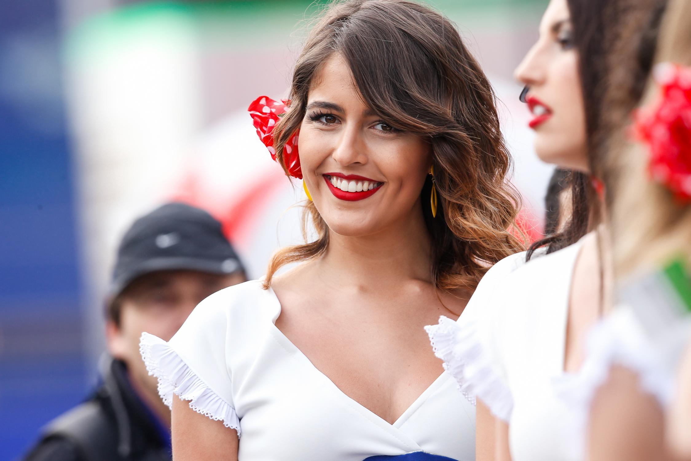 Paddock Girls Motogp Jerez Motori News