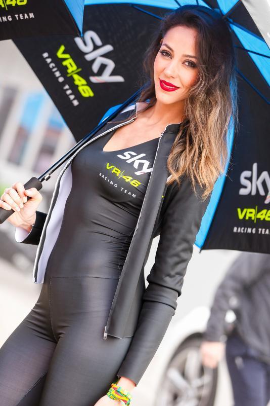Paddock Girls MotoGP Jerez 2016 - Motori News 24