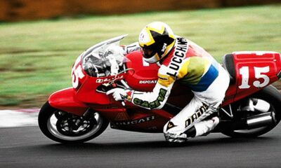 MARCO LUCCHINELLI DONINGTON 1988