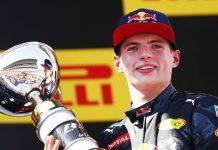 Max Verstappen formula 1 2016