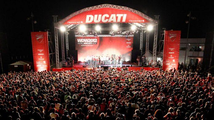 WORLD DUCATI WEEK 2016 MISANO