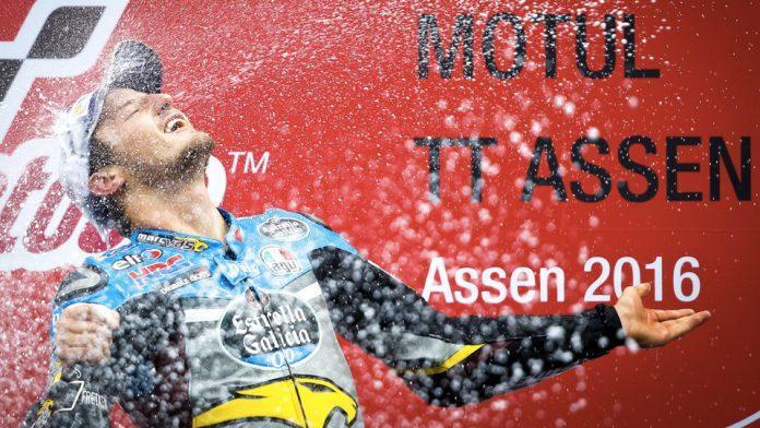 jack miller podium-motogp-2016-assen
