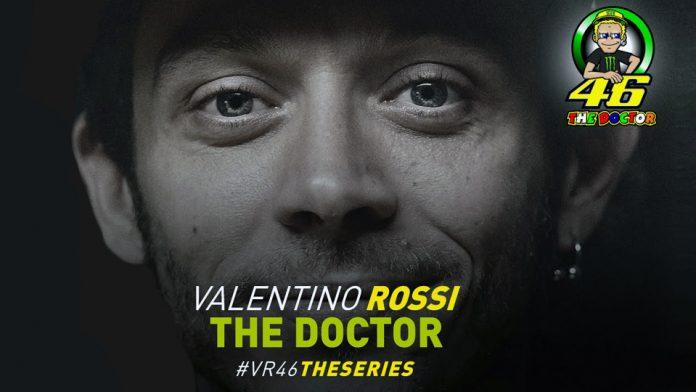 Valentino Rossi: The Doctor Series Video
