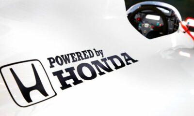 Honda F1 Engine Ayrton Senna