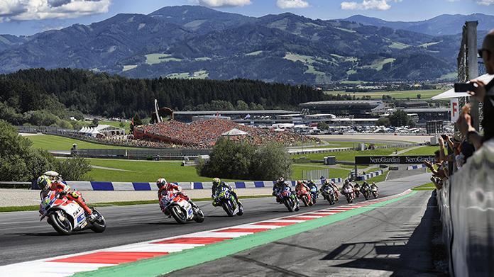 Virtual MotoGP in pista a Pasqua. Tra le novità anche Rossi