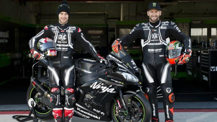 TEST SUPERBIKE ARAGON KAWASAKI