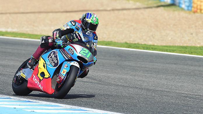Moto2 Argentina FP2