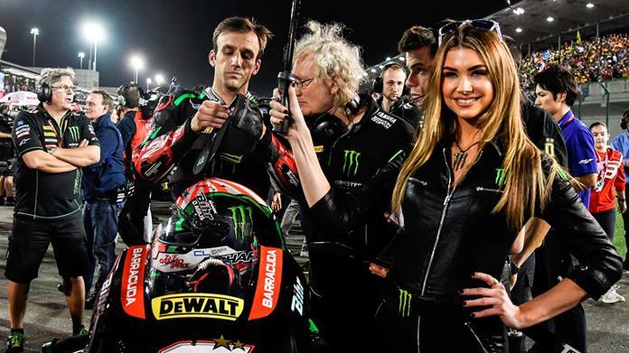 Paddock Girls MotoGP Qatar 2017 - Motori News 24