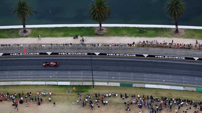 QUALIFICHE F1 AUSTRALIA