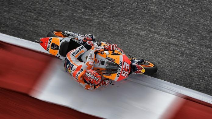 MotoGP Catalunya Valentino Rossi sconsolato