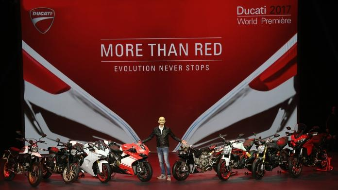 Ducati, ancora voci sulla vendita del brand