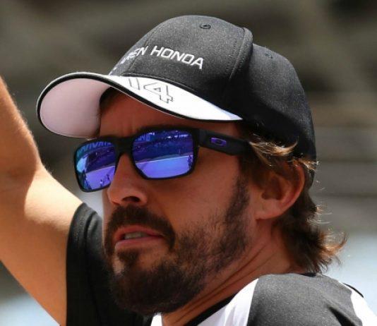 Fernando Alonso Indy