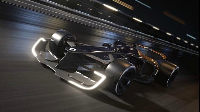 Renault RS 2027 Vision: la F1 del futuro