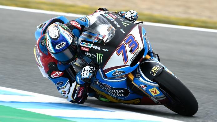 Qualifiche Moto2 Jerez