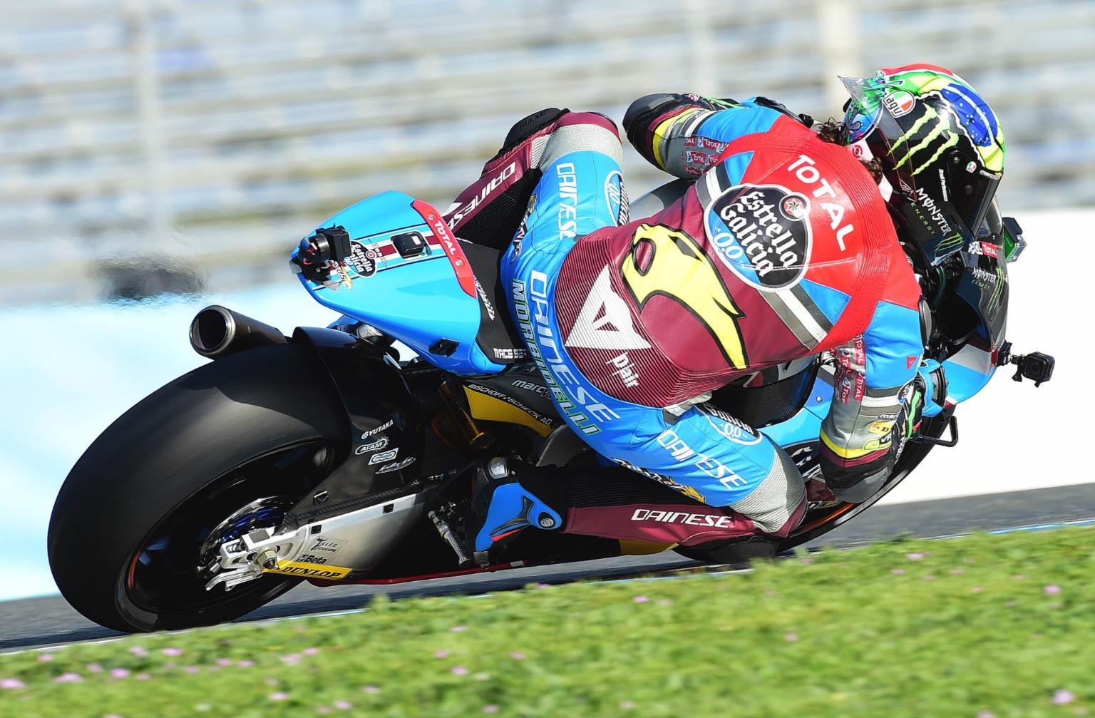 Moto2, Storica vittoria di Alex Marquez a Jerez, Bagnaia 2°