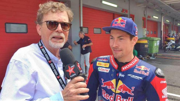 SBK, Incidente Nicky Hayden, spunta un video choc
