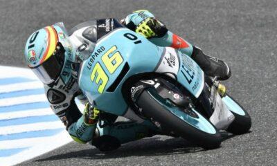 Moto3 Le Mans