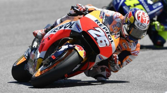 MotoGP Jerez FP2