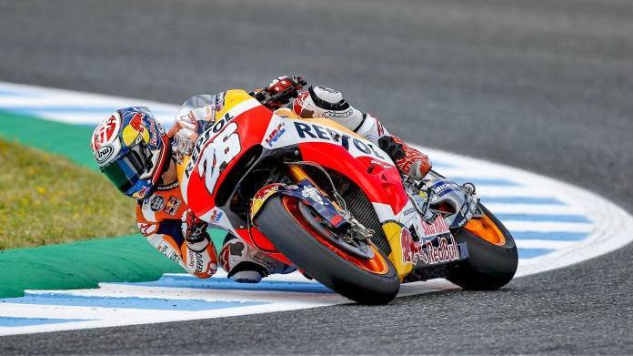 MotoGP Jerez FP3