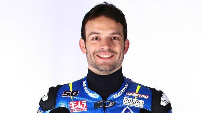 MotoGp, Guintoli sostituirà Alex Rins sulla Suzuki