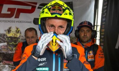 MXGP Tony Cairoli Lettonia