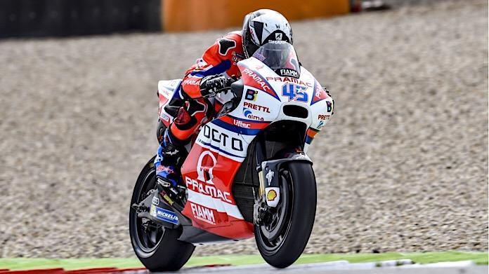 MotoGP Assen Prove 3 Scott Redding il più rapido su pista bagnata