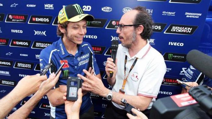 Guido Meda Valentino Rossi