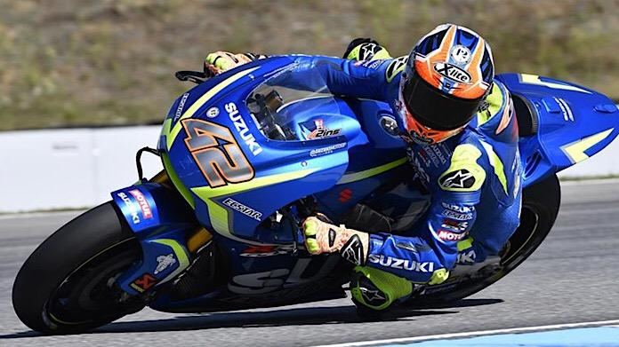 Alex Rins Brno