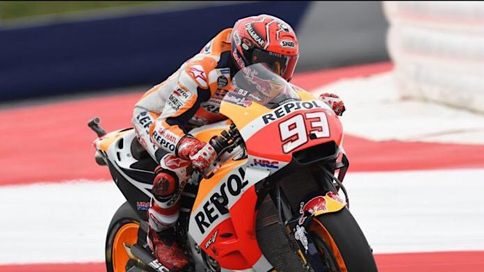Marquez Red Bull Ring