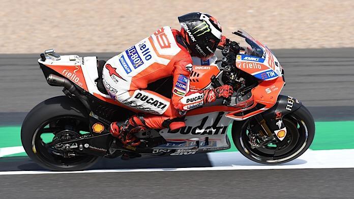 Jorge Lorenzo Silverstone