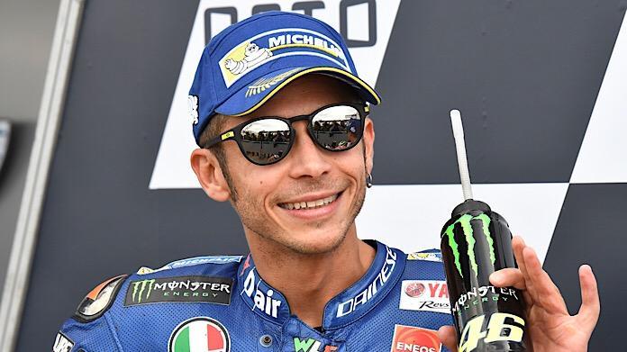 Valentino Rossi Silverstone