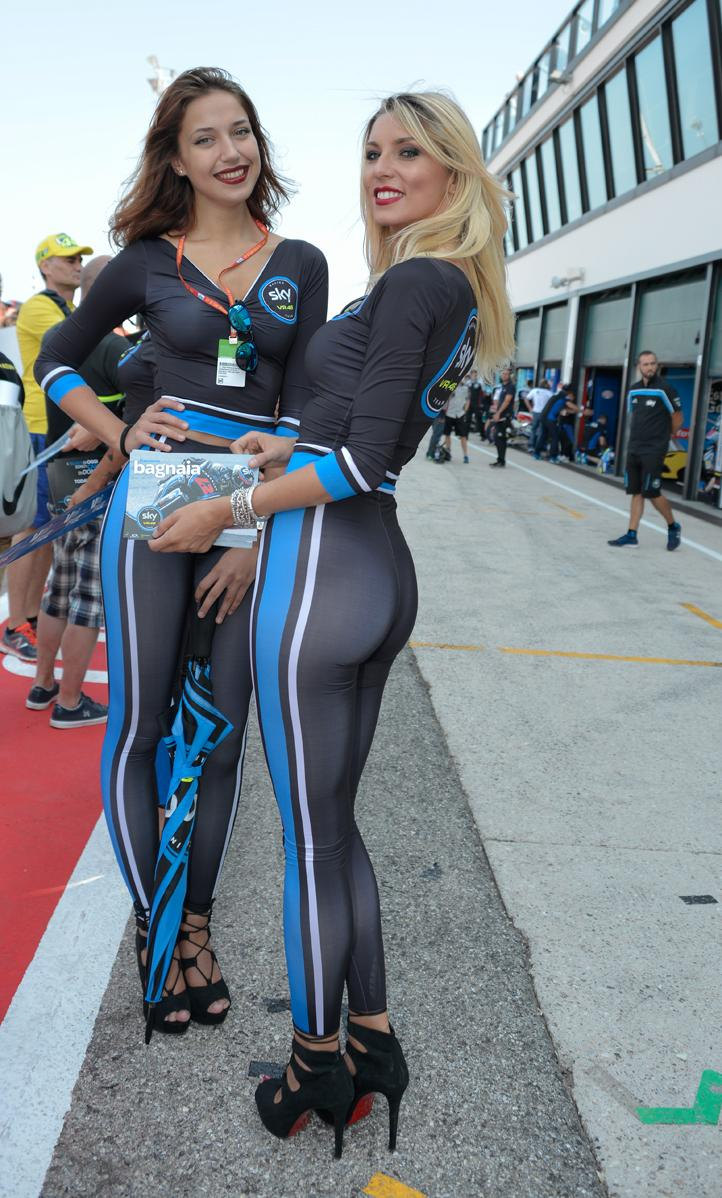 il gran premio motogp