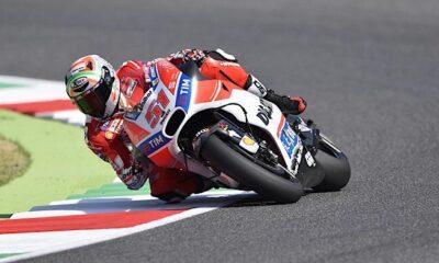 Michele Pirro Ducati Mugello